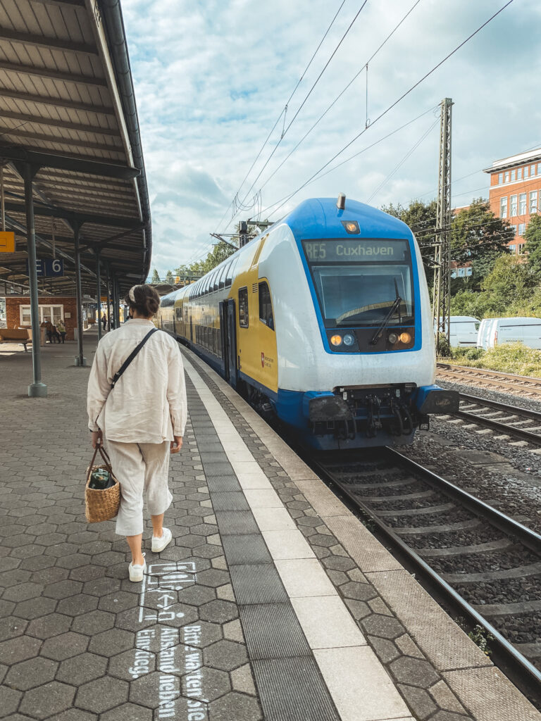 Niedersachsen-Ticket Lüneburg Cuxhaven
